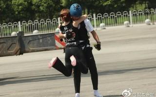 【46个拥抱】韩庚×吴昕