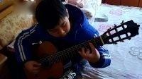 《卡农》    古典吉他