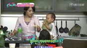 金素贤陪三位孩子的烦恼时光与帮忙换尿不湿