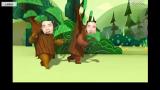 【P图】注意!此处有鬼畜的小熊flippy出没