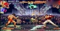 拳皇97 顶级的克拉克就是用得好库利亚
