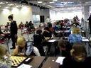 国际跳棋智运会赛场
