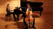 L. v. Beethoven - Sonata Op. 102, No. 2 (No. 5), Christoph Croisé, Oxana Shevch