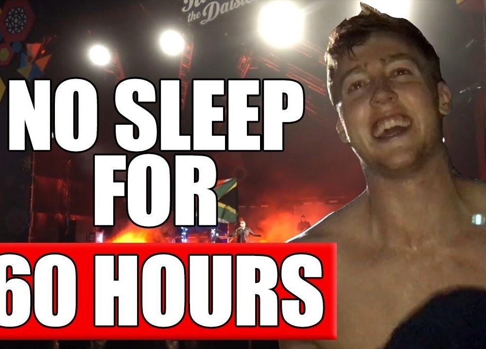 【Josh Pieters】Josh再次挑战60小时不睡觉