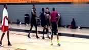 特雷·杨打比赛,他的NBA处子赛季值得期待!