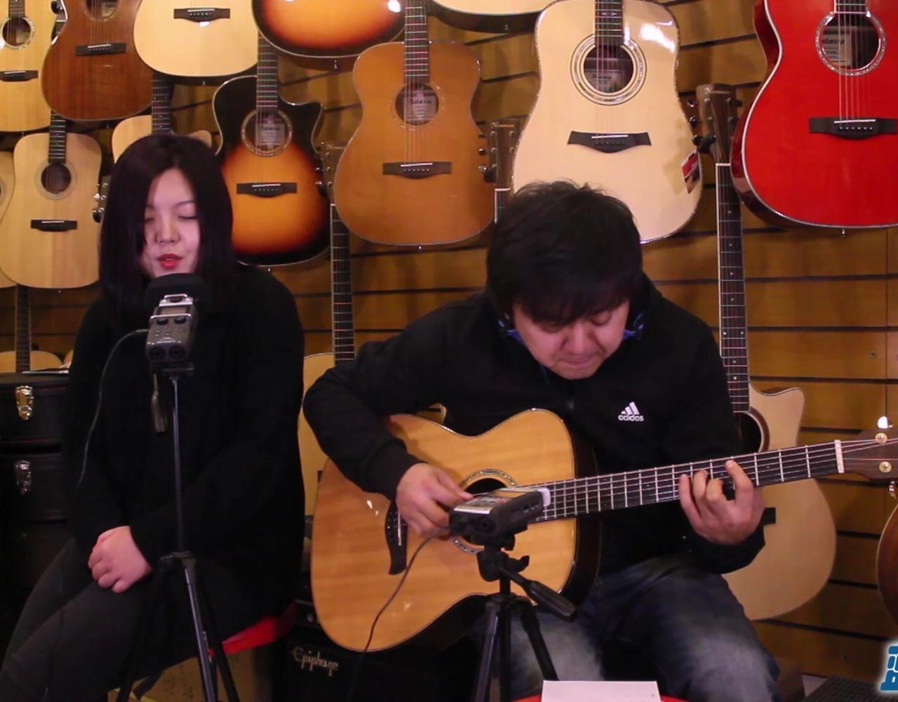 刘若英 后来 吉他弹唱