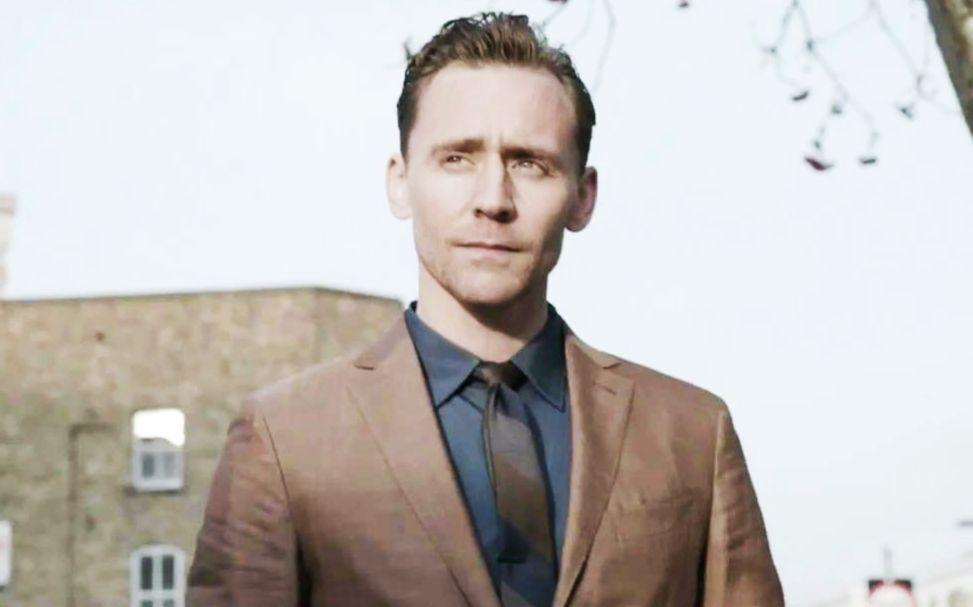【抖森】Tom Hiddleston最新GQ杂志时尚大片