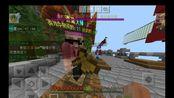 【PVPbedsky】我的世界Minecraft中国版EaseCation服务器速建大师--建箱子游玩(2020年2月9日MC中国版EC服务器游玩视频集06)