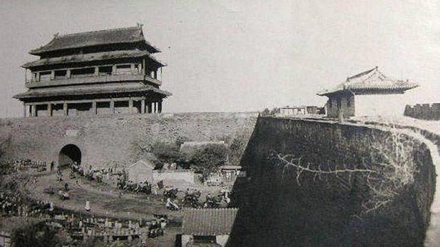 1930年的北京皇城,美国导演镜头下的人文景观