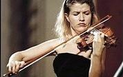 萨拉萨蒂:流浪者之歌 小提琴独奏 安妮·索菲·穆特