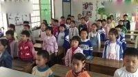 聂小二1班课间朗诵《中国少年说》