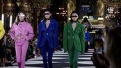 Balmain 2020巴黎春夏时装周 spring-summer 2020 Paris fashion week