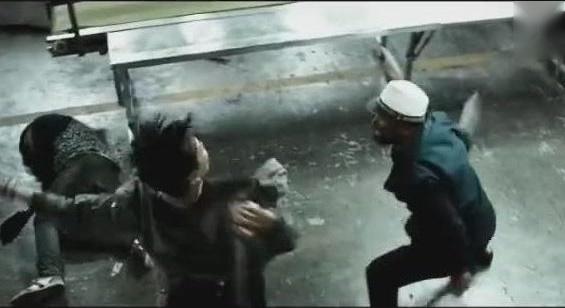 古天乐、托尼贾动作大片《杀破狼·贪狼》