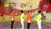 幼儿园儿童舞蹈律动《动物世界》