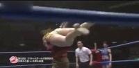 日本女子摔跤2017.8.27 安納サオリ, 万喜なつみ vs. 本間多恵, 高瀬みゆき