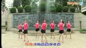 舞钢湖滨广场舞《小苹果》广场舞视频【养生91ysheng.com】