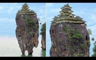 世界上50座最奇怪的建筑物