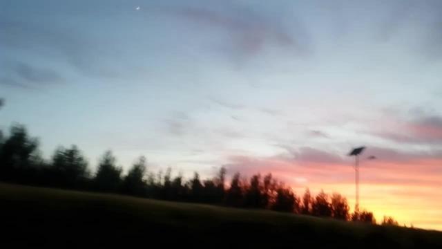 醉美夕阳,人间美景!