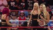 WWE-16年-RAW第1206期:女王莎夏班克宣言重创夏洛特开启争冠之路-花絮