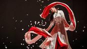 王亚彬现场跳《惊鸿舞》,和孙俪相比跳的怎么样?