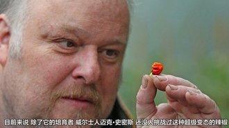 史上最辣的辣椒,辣度高达248万,舔一口辣到休克!