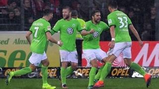 德甲-戈麦斯破门 狼堡3-0完胜因戈尔施塔特