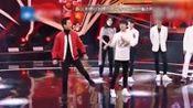 邓超怼上易烊千玺,同台飙舞各种曲风,舞姿太美我不敢看!