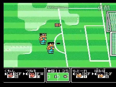 FC热血足球⑹【日本VS阿根廷】小握-娱乐解说