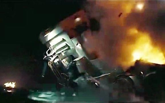 3分钟看完敦刻尔克的战争实景拍摄,卡梅隆看完后终于会拍沉船了