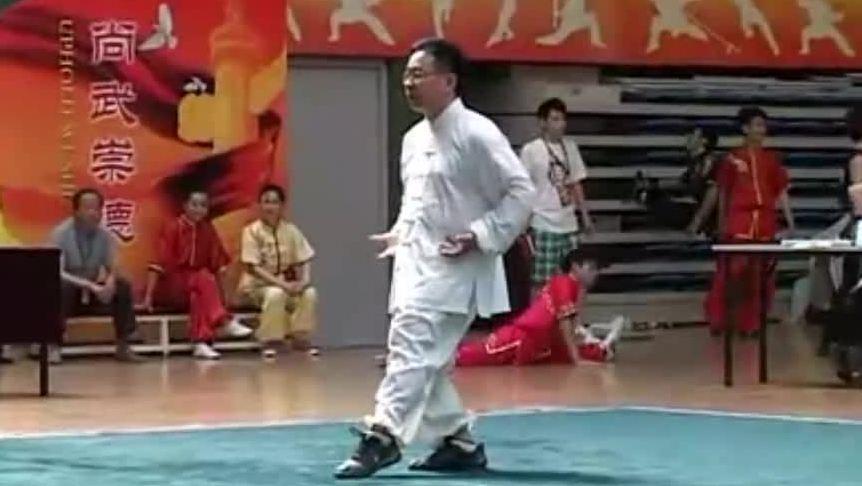 2010年第八届北京国际武术邀请赛 02-46