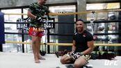 UFC-18年-凯文·李亚洲行:拜访泰拳传奇 再次被泰国小吃KO-专题