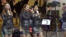 街头五大女歌手合唱一首《最炫民族风》,好听