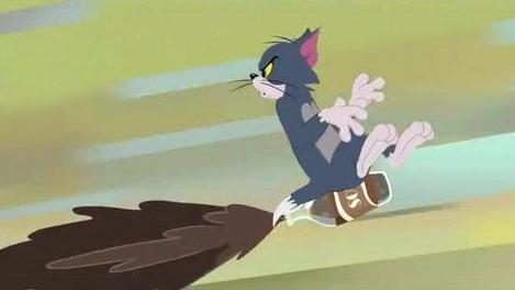 猫和老鼠 分分钟制作喷气式飞艇