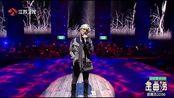 谦谦在《金曲捞》演唱的《动物世界》