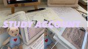 STUDY ACCOUNT 高考倒计时九十天/记录向/动力向/简简单单的视频/网课实录/网课真的好困
