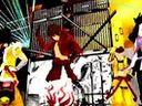 【MMD】蒼紅&瀬戸内&関ヶ原で慶次歓迎の舞【戦国BASARA】