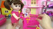 婴儿娃娃化妆箱玩具.理发玩具.过家家玩具
