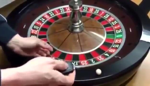为什么你永远赢不了赌场轮盘 技术人员演示揭秘