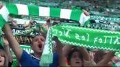 法甲-1314赛季-法甲球门背后震撼球迷-花絮