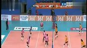 2015年01月27日2014~2015 361°中国女排联赛(第111场)(冠亚军决赛)(第Ⅱ场)(上海VS八一)(4)