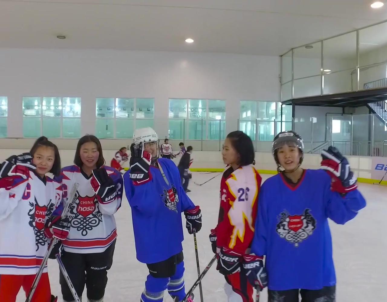 河北省女子冰球队
