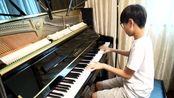 11. 爵士钢琴金约翰:Amazing Grace