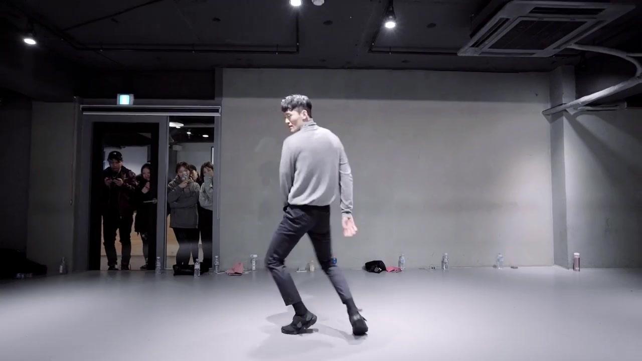 Give It Up - Nathan Sykes - 杰伊·金教授编舞