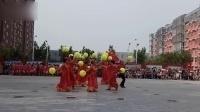 雄安平王久久舞蹈队《祝福祖国》