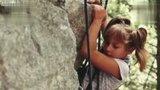 19岁女孩成为世界最好攀岩高手