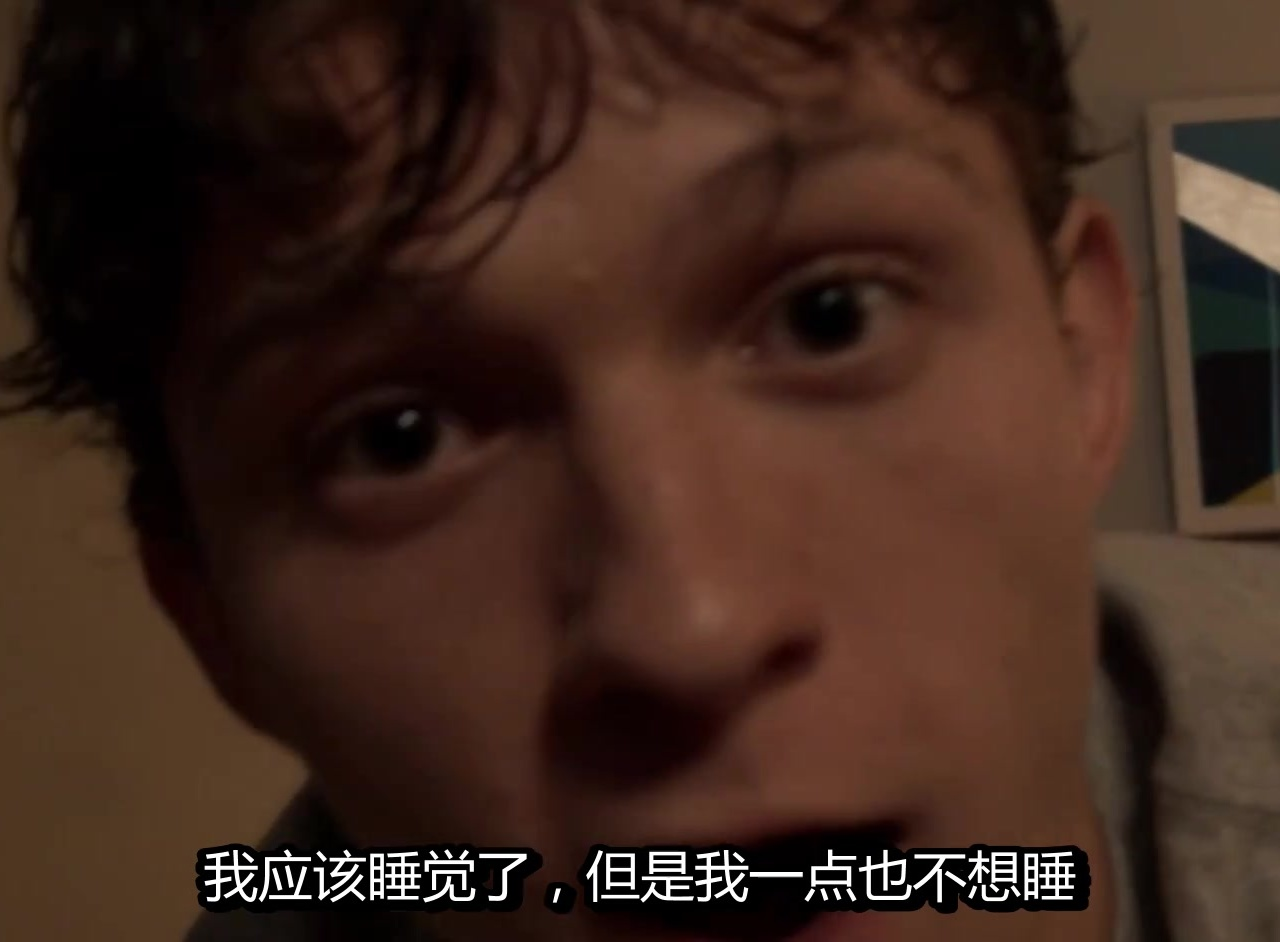 【TomHolland】【Hollander字幕组】A Film by Peter Parker( 导演剪辑版)