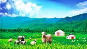 雨露一曲草原歌曲《神往故乡的草原》好听极了