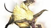 【MHWIB] 大锤 VS 双金狮子 7分28秒53 (ta规则/混战)