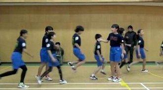 日本富士市立原田小学的小学生集体跳绳破吉尼斯世界纪录