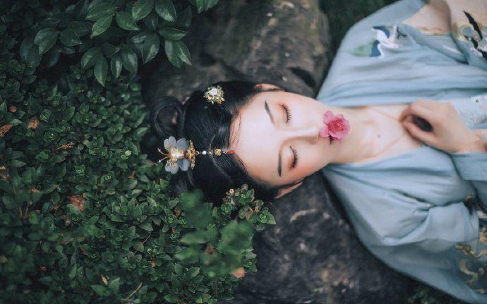 【汉服】 司音儿篇 || 灿如春华,皎如秋月
